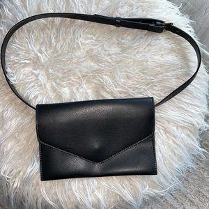 Forever 21 Faux Leather Belt Bag